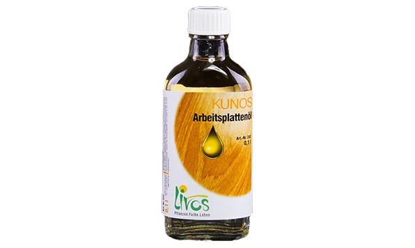 Livos Arbeitsplatenöl 0,1L
