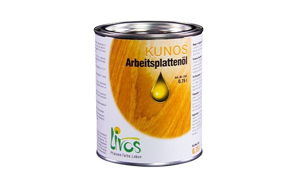 Livos Arbeitsplattenöl 0,75L